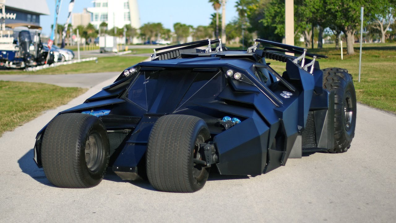 custom cars build replicas replica builds amazing vehicles movies incredible creations race brothers vehicle concepts parker batmobile automobile riding simple