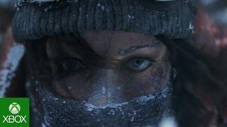 Тизер Трейлер новой Лары - Rise of the Tomb Raider - Aim Greater
