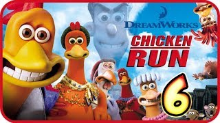 Chicken Run Walkthrough Part 6 (PS1, PC, Dreamcast) Act 3 - 3 Gameplay (Ending)