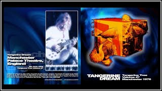 Tangerine Dream - Manchester 1976