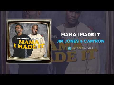 "Jim Jones & Cam'ron ""Mama I Made It"" (AUDIO)"