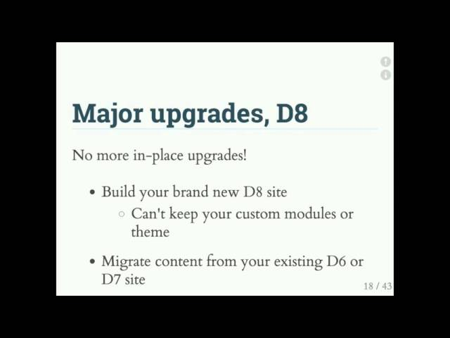 Custom Modules: How We Do It in Drupal 8 | MidCamp - Midwest