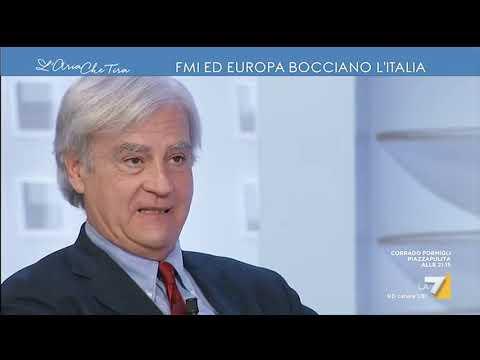 Bocciatura FMI E UE, Rinaldi: 'La Commissione UE Ha Fatto Troppi Errori, Mozione Di Sfiducia E ...