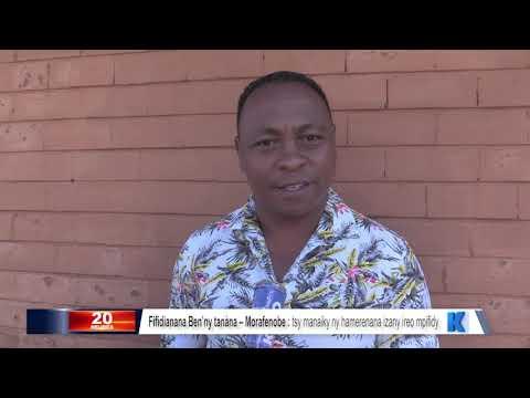 INFO K MADA FIFIDIANANA MORAFENOBE DU 03 FEVRIER 2020 BY KOLO TV