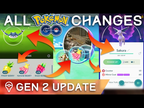 how to get gen 2 pokemon in pokemon go