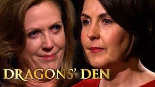 A Determination to Succeed Against The Odds Makes Jenny Emotional | Dragons' Den