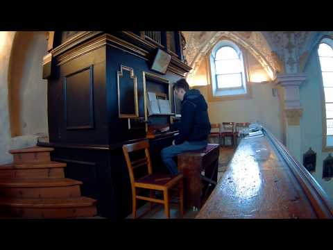 Liquido - Narcotic Orgel/Church Organ Cover