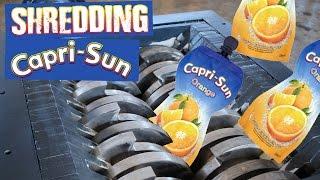 Shredding Capri-Sun - Shredding Stuff