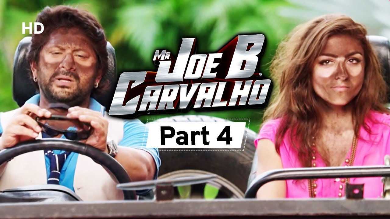 Download Mr Joe B. Carvalho - Part 4 - Superhit Comedy Movie - Arshad Warsi - Javed Jaffrey - Vijay Raaz