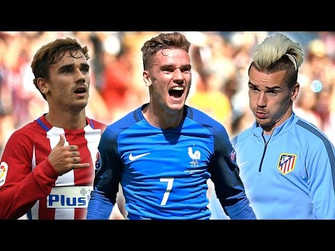 10 Things You Didn't Know About Antoine Griezmann