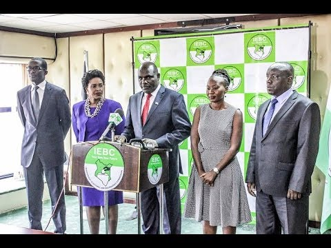 How IEBC got it wrong on Raila Odinga's withdrawal from 26th October Election