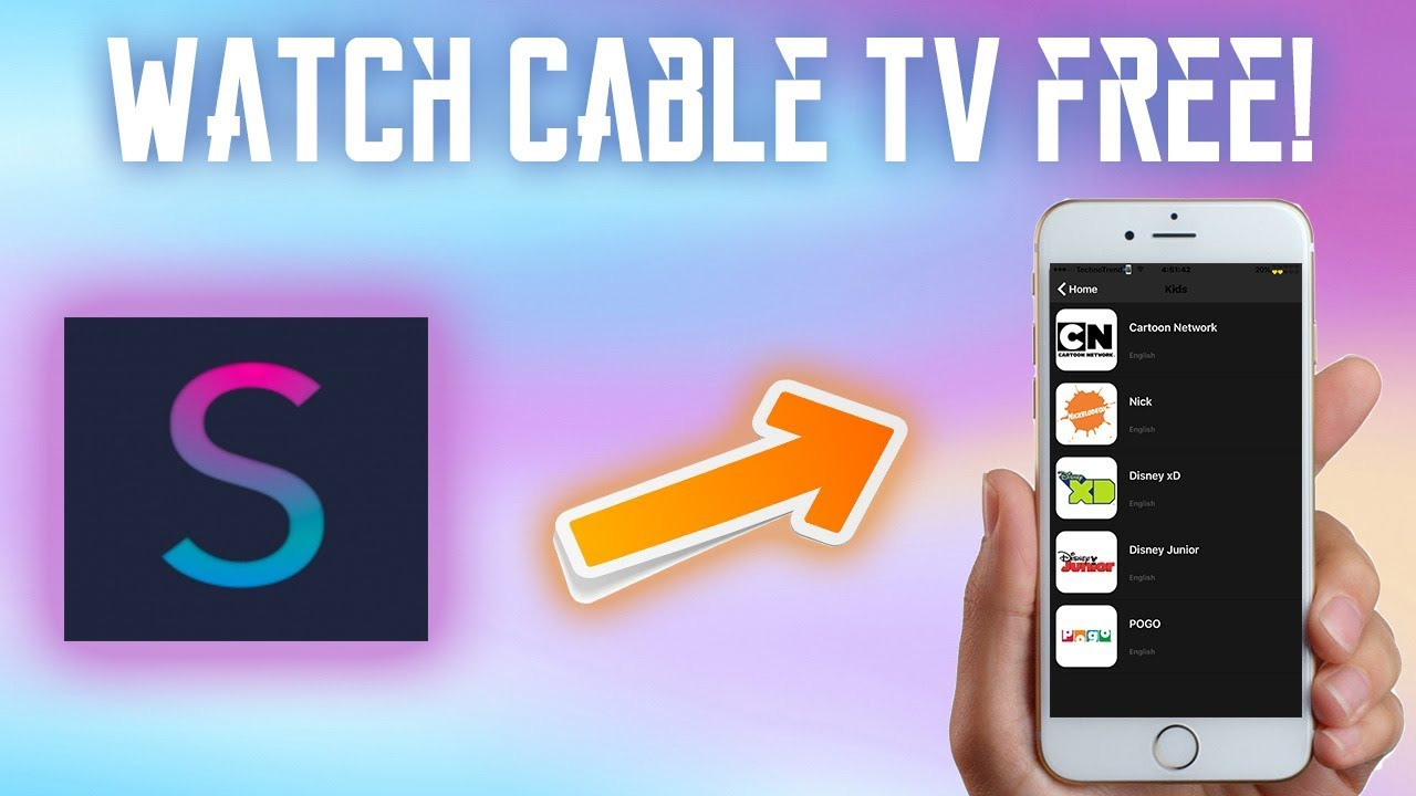 Slick TV!! New Method Watch Live TV!!!!! How To Watch Free Movies And TV On  iOS TechnoTrend