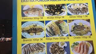 Будва 2019, Черногория. Обзор города,цены,кафе бюджетное.