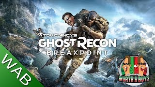 Ghost Recon Breakpoint Review - Worthabuy? (Video Game Video Review)