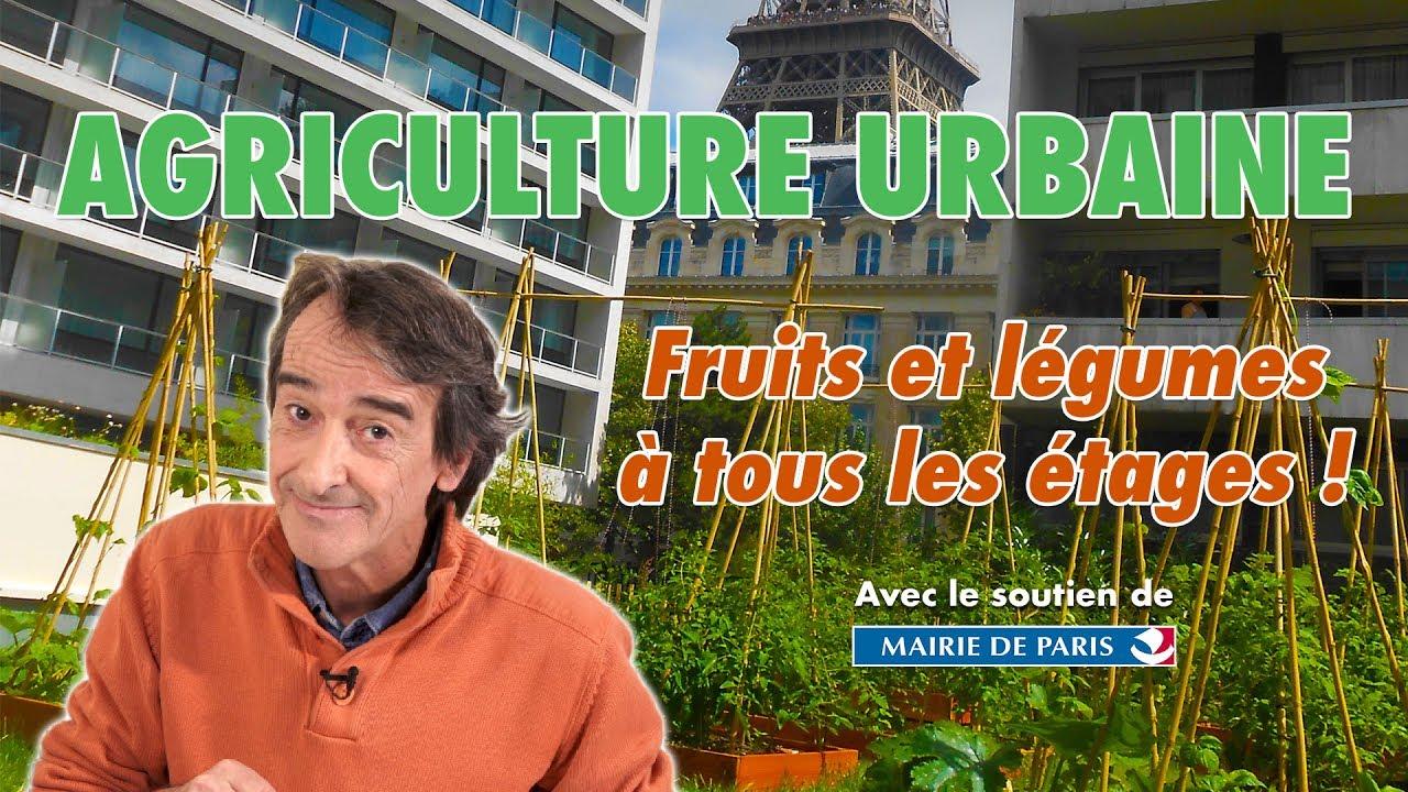 Agriculture urbaine tedx