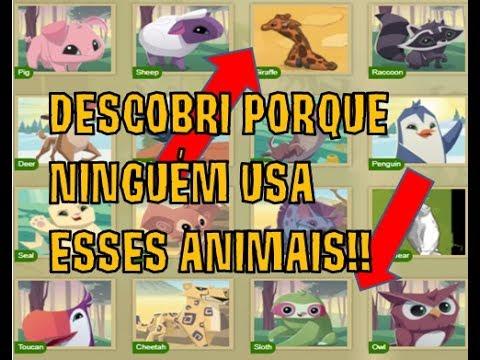 DESCOBRI PORQUE NINGUÉM USA ESSES ANIMAIS EM JAMAA!!