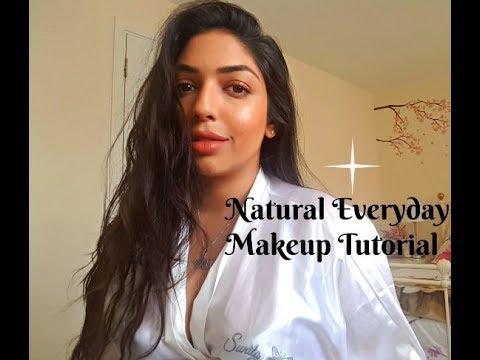 Natural Everyday Makeup Tutorial thumbnail