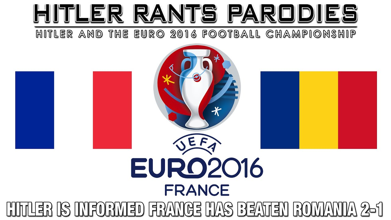 Hitler is informed France has beaten Romania 2-1