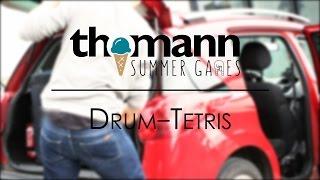 Thomann Summer Games Episode 2: Drum-Tetris