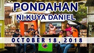 Pondahan ni Kuya (October 18, 2018)