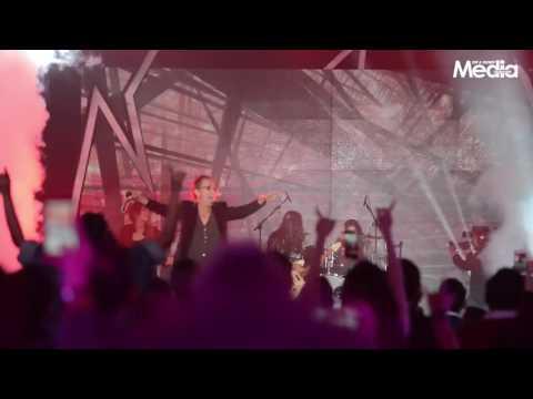 Persembahan Amy Search di Anugerah Melodi 2016