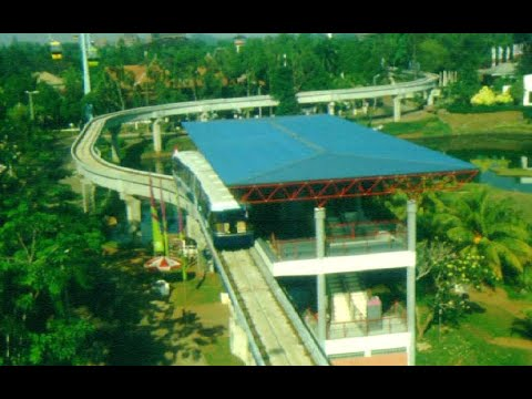 Jakarta's Aeromovel - Discovery Channel