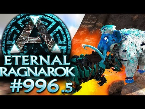 ARK #996.5 Bionic Giga vs Boss Mammut ARK Deutsch German Gameplay
