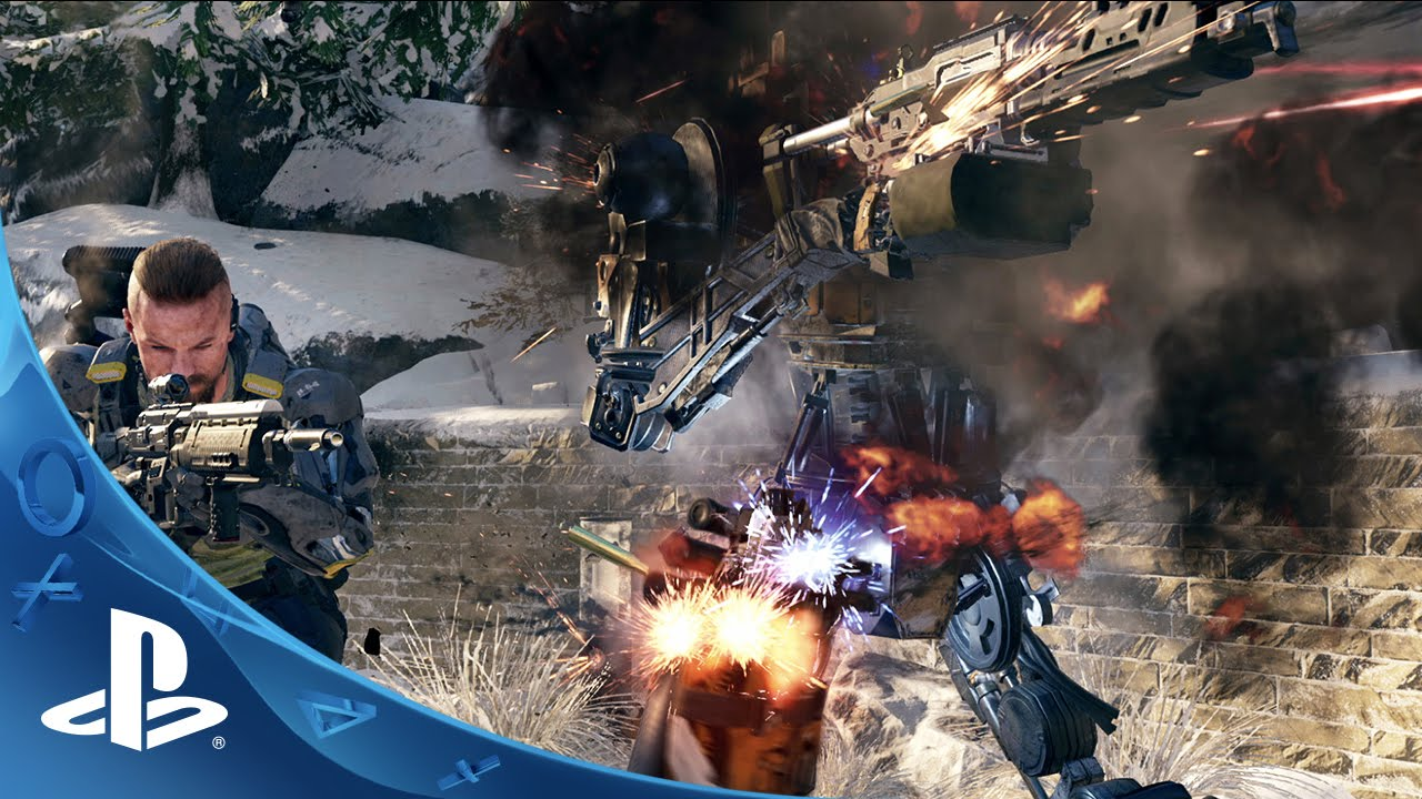 Call of Duty Black Ops III – E3 2015 Multiplayer Reveal Trailer  PS4, PS3
