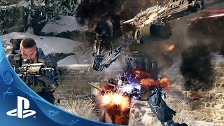 Call of Duty: Black Ops III - E3 2015 Multiplayer Reveal Trailer | PS4, PS3