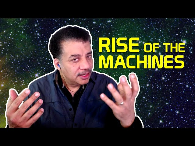 StarTalk Podcast: Cosmic Queries – Rise of the Machines with Matt Ginsberg