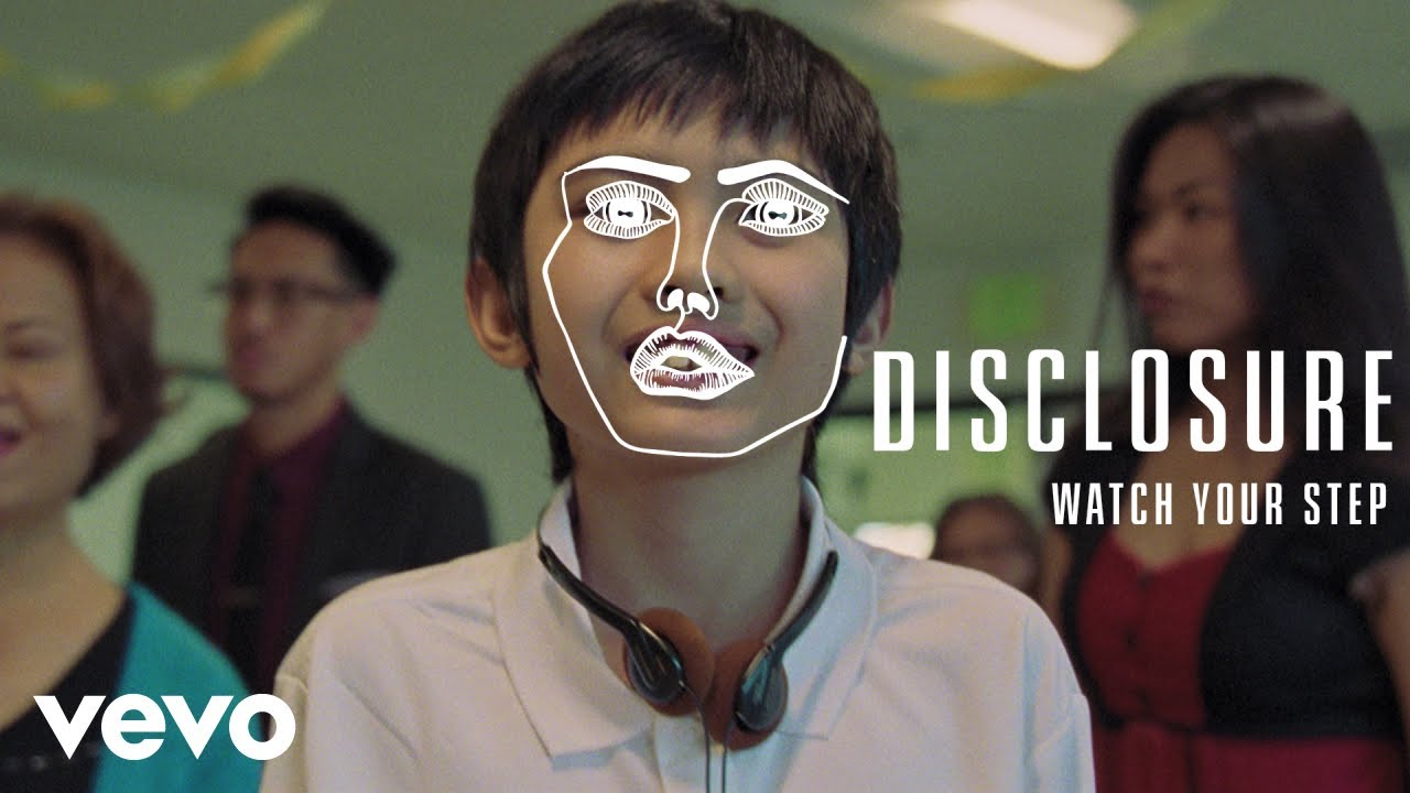 Assista Disclosure, Kelis - Watch Your Step