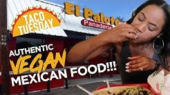 El Palote - Vegan Mexican Food in Dallas