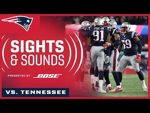 Patriots Sights & Sounds: Divisional Round