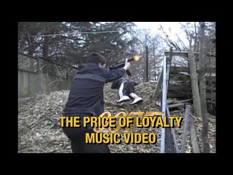 James Bond 007 Fan Film: The Price of Loyalty Music Video