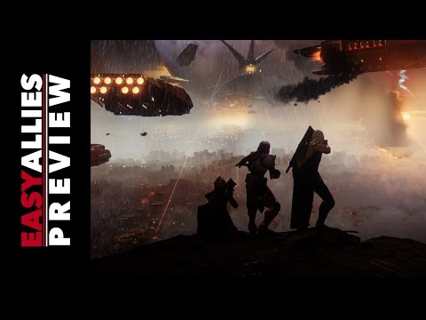 Destiny 2 Reveal Impressions