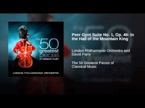 Peer Gynt Suite No 1, Op 46: In the Hall of the Mountain King