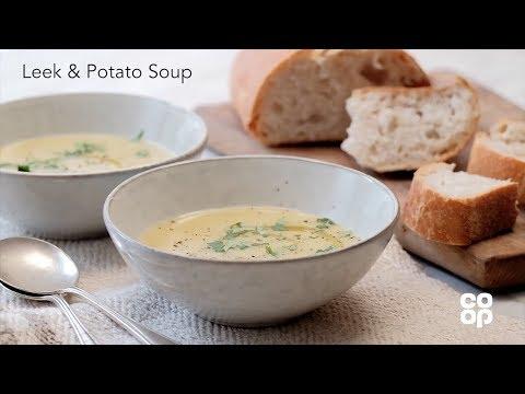 Co-op   Veggie Leek & Potato Soup