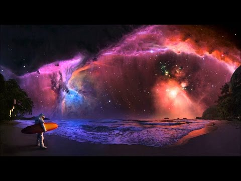 4 hour Electronic Theta Brainwave Music Mega Mix - For Relax / Creative Focus -Five Portals