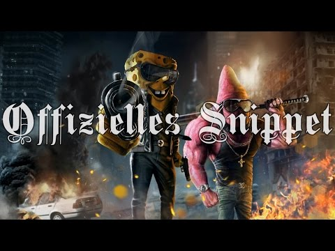 SpongeBOZZ - Offizielles Snippet ► Planktonweed Tape 17.04.2015 ◄ prod. by Digital Drama