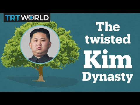 Meet North Korea's Kim Dynasty