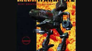 "MechWarrior 2 In-Game Soundtrack - 01 - ""Umber Wall"""
