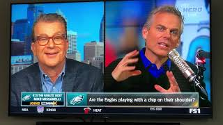 Mike Missanelli vs Colin Cowherd