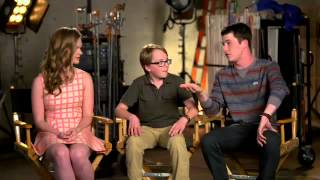 Disney's Alexander and the Terrible, Horrible, No Good, Very Bad Day: Interview (In Cinemas 4 Dec)