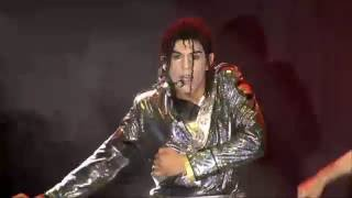 MICHAEL JACKSON TRIBUTE BAND - They Don't Care About Us  SMOOTH CRIMINALS LIVE AT Baudet'stival