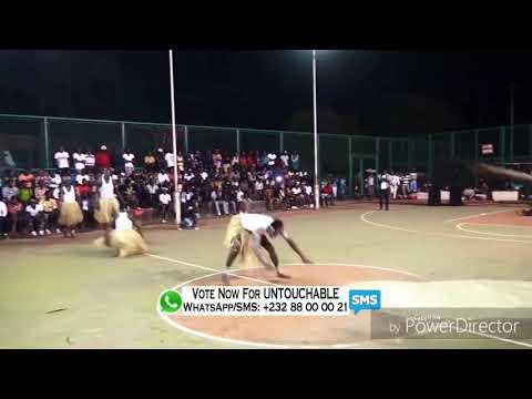 Sierra Leone best dance group performing Sierra Leone Culture Dance