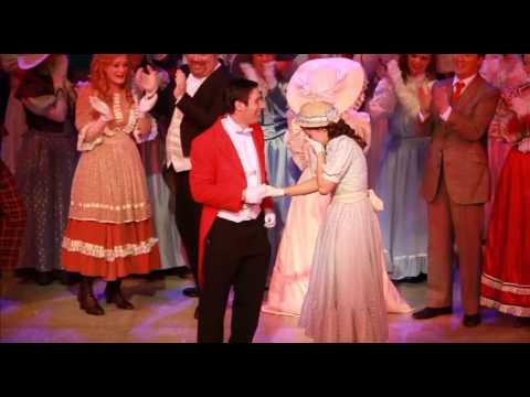 Hello Dolly - Onstage Romantic proposal