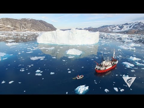 Icebergs and asteroids: Mapping extreme environments