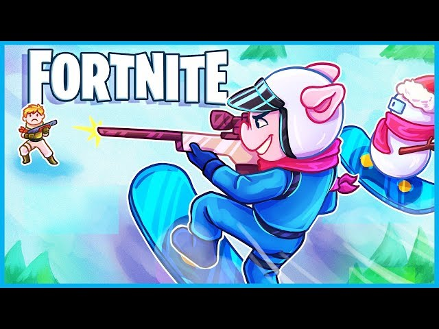 *NEW* DRIFTBOARD is INCREDIBLE in Fortnite: Battle Royale! (Fortnite Funny Moments & Fails)