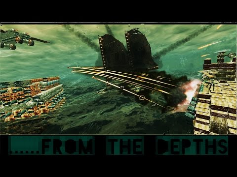 [FR] From the Depths -  ep 4 -  Pirate des caraïbes