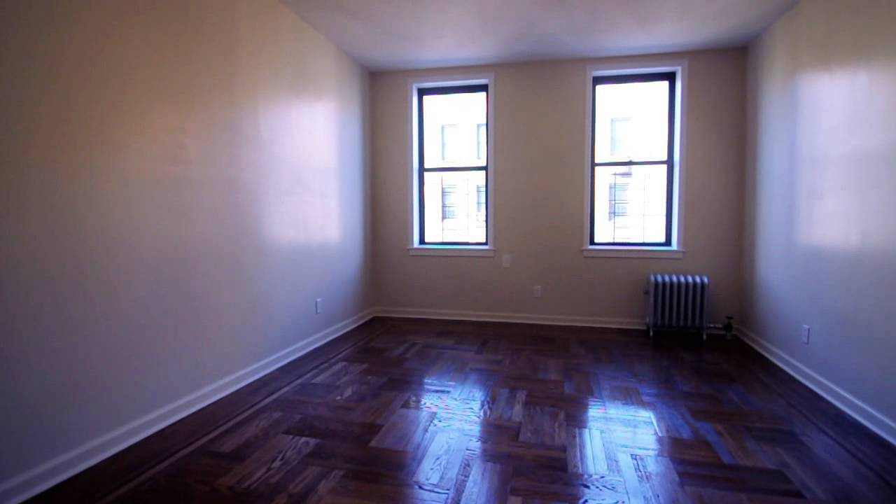 Gigantic two bedroom apartment rental new york city youtube - 2 bedroom apartments for rent in bronx ...